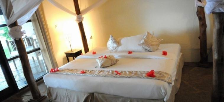 Hotel Afrika Pearl & Spa: Escalier UKUNDA