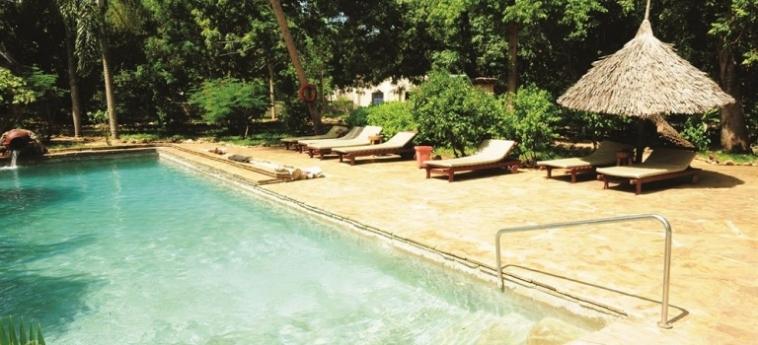 Hotel Afrika Pearl & Spa: Garage UKUNDA