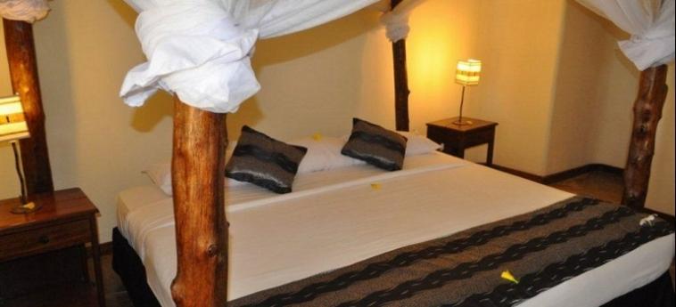 Hotel Afrika Pearl & Spa: Jardin UKUNDA