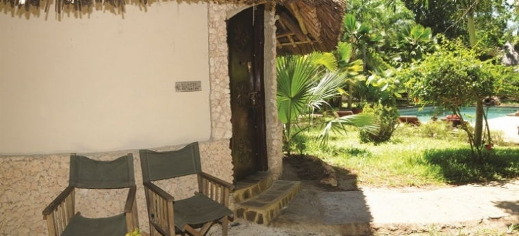 Hotel Afrika Pearl & Spa: Spa UKUNDA