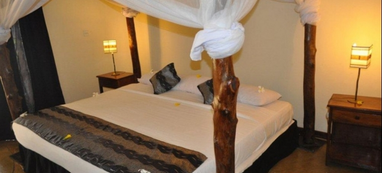 Hotel Afrika Pearl & Spa: Trullo UKUNDA