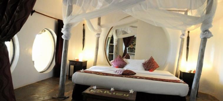 Hotel Afrika Pearl & Spa: Vue UKUNDA