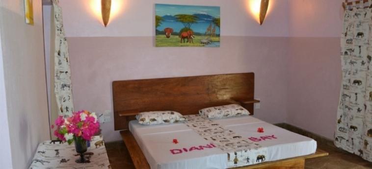Hotel Diani Bay Resort: Aerial View UKUNDA