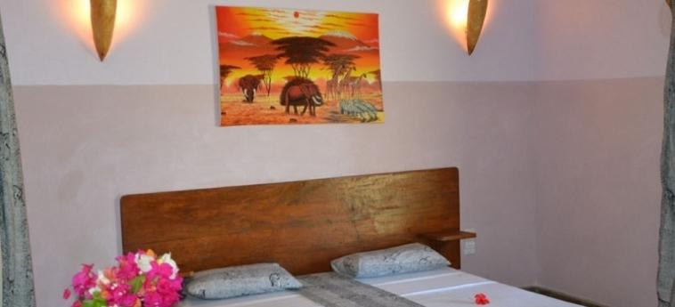 Hotel Diani Bay Resort: Cuisine UKUNDA