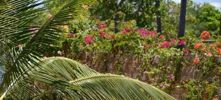Hotel Diani Bay Resort: Détente UKUNDA