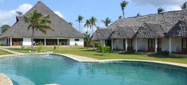 Hotel Diani Bay Resort: Mer UKUNDA