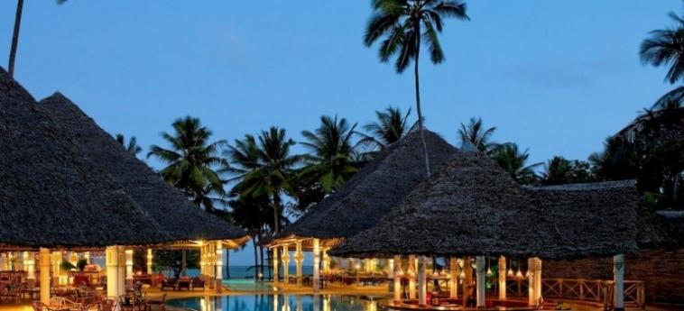 Hotel Neptune Village Beach Resort & Spa All Inclusive: Terraza UKUNDA