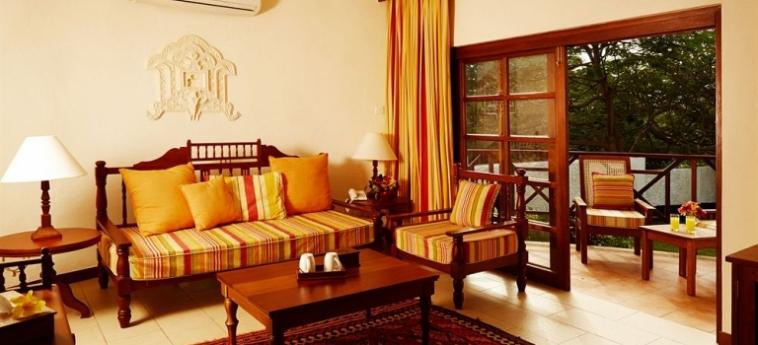 Hotel Neptune Village Beach Resort & Spa All Inclusive: Aussicht UKUNDA