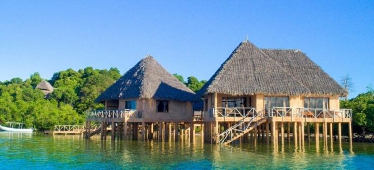 Hotel The Sands At Chale Island: Balcony UKUNDA