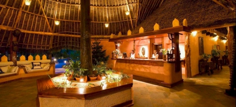Hotel The Sands At Chale Island: Exterieur UKUNDA