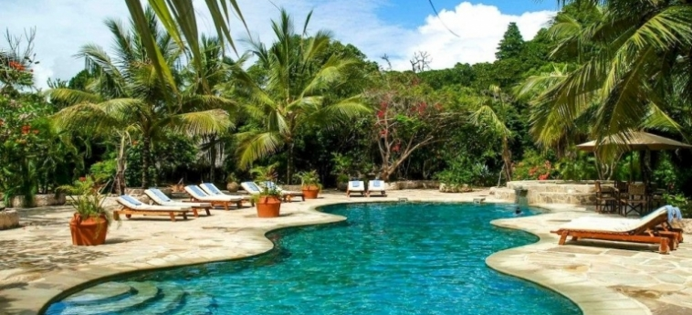 Hotel The Sands At Chale Island: Intérieur UKUNDA