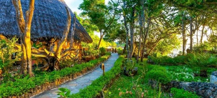 Hotel The Sands At Chale Island: Lobby UKUNDA