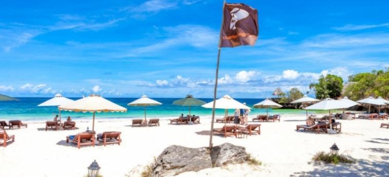 Hotel The Sands At Chale Island: Lounge Bar UKUNDA
