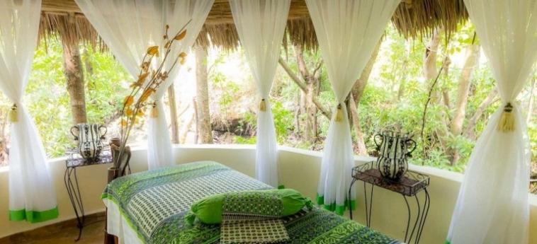 Hotel The Sands At Chale Island: Salle de Bains - Suite UKUNDA