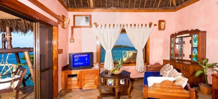 Hotel The Sands At Chale Island: Salle de Bains UKUNDA