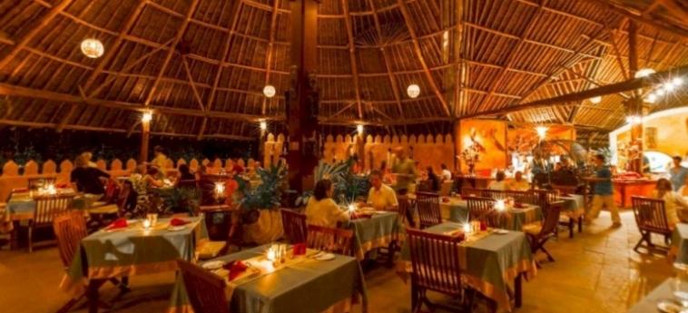 Hotel The Sands At Chale Island: Salle de Petit Dejeuner UKUNDA