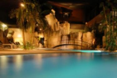 Hotel H2Otel Congress & Medical Spa: Bar Exterieur UNHAIS DA SERRA