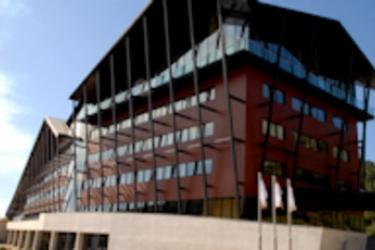 Hotel H2Otel Congress & Medical Spa: Escalier UNHAIS DA SERRA