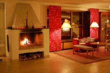 First Hotel Linne': Lobby UPPSALA