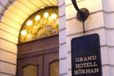 Grand Hotel Hornan: Esterno UPPSALA