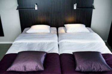 Hotel Fyrislund: Chambre UPPSALA