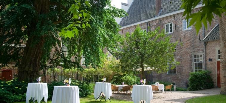 Hotel Grand Karel V: Jardín UTRECHT