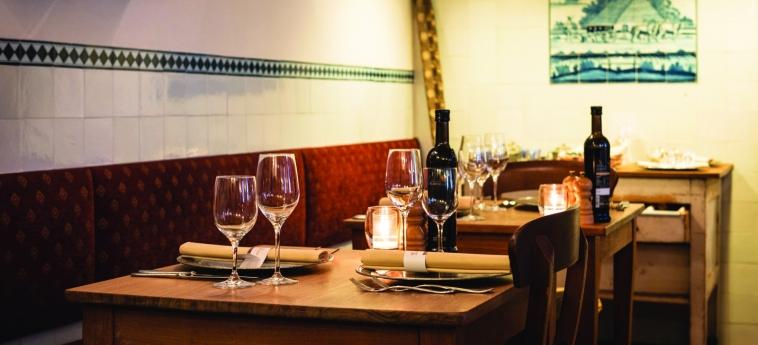 Hotel Grand Karel V: Restaurante UTRECHT