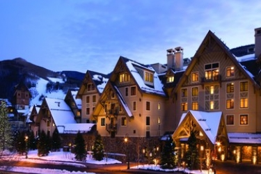 Hotel Four Seasons Resort Vail: Exterior VAIL (CO)