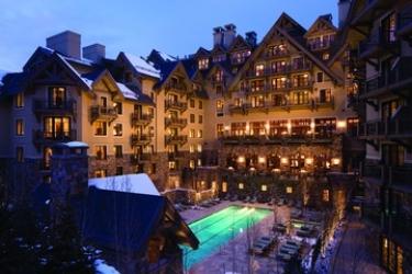 Hotel Four Seasons Resort Vail: Außenschwimmbad VAIL (CO)