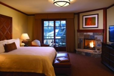 Hotel Four Seasons Resort Vail: Schlafzimmer VAIL (CO)