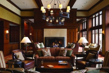 Hotel Four Seasons Resort Vail: Lobby VAIL (CO)