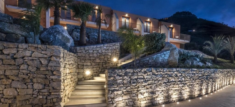 Hotel Parco Degli Aromi Resort & Spa: Exterior VALDERICE - TRAPANI