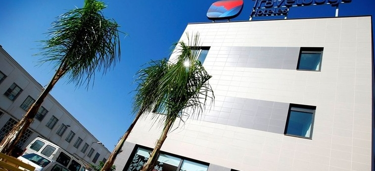 Hotel Travelodge Valencia Aeropuerto: Extérieur VALENCE