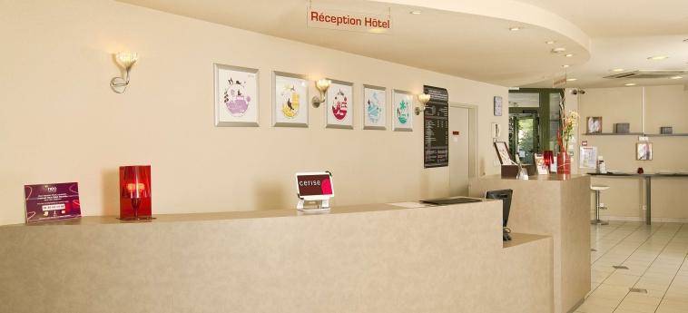 Hotel Cerise Valence: Reception VALENCE