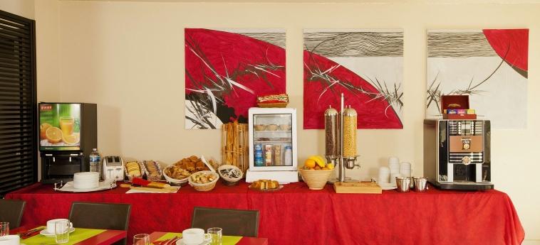 Hotel Cerise Valence: Sala de Desayuno VALENCE