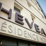 APPART'HOTEL HEVEA 3 Sterne