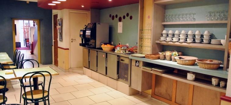 Hotel De Lyon: Frühstücksraum VALENCE