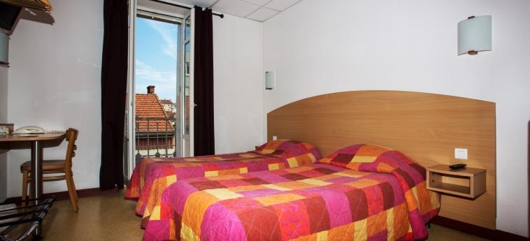 Hotel De Lyon: Schlafzimmer VALENCE