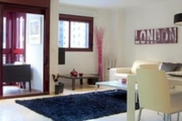 Hotel Urban Flats - Trafalgar: Terrasse VALENCE