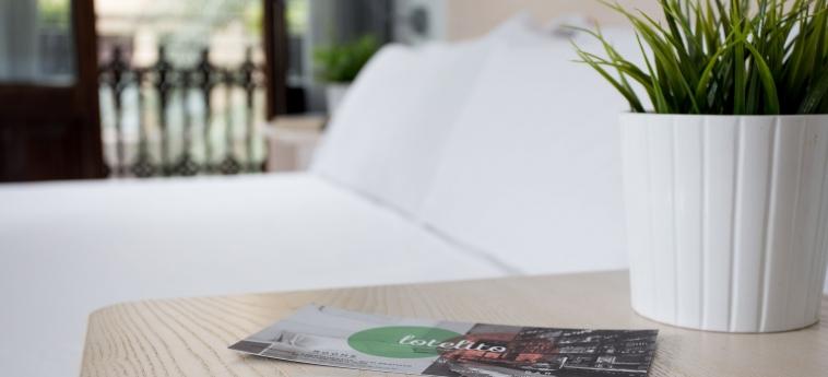 Hotel Lotelito: Detail VALENCE