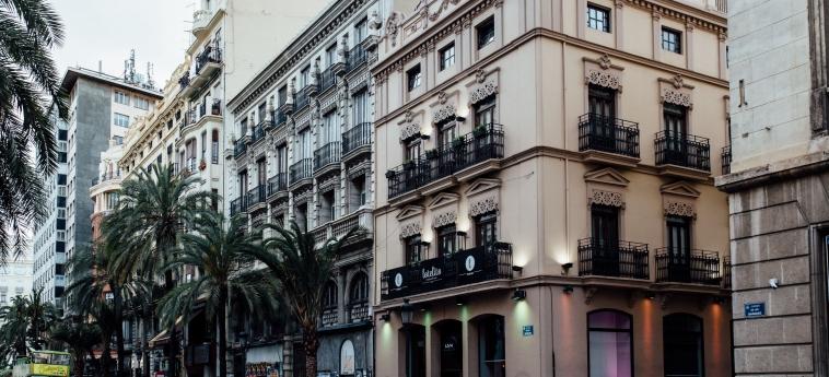 Hotel Lotelito: Extérieur VALENCE
