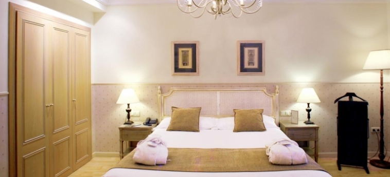 Hotel Vincci Lys: Chambre Double VALENCE