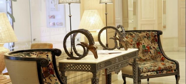 Hotel Vincci Lys: Detail VALENCE