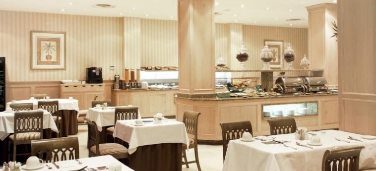 Hotel Vincci Lys: Salle de Petit Déjeuner VALENCE