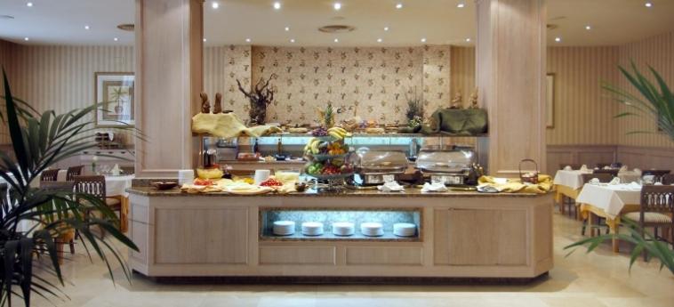 Hotel Vincci Lys: Salle de Petit Dejeuner VALENCE