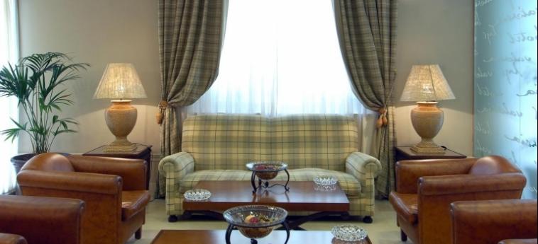 Hotel Vincci Lys: Salotto VALENCE