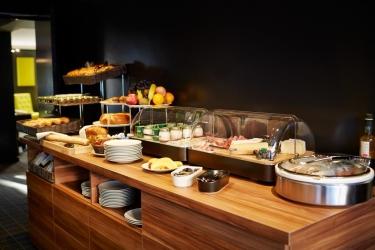 Hotel Atrium: Buffet VALENCE