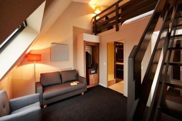 Hotel Atrium: Chambre Family VALENCE