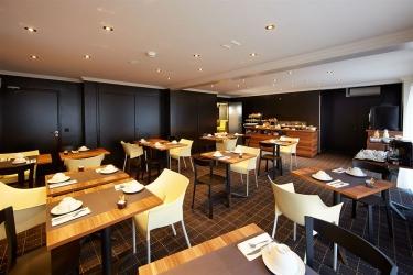 Hotel Atrium: Espace petit-déjeuner VALENCE