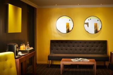 Hotel Atrium: Hall d'entrée VALENCE